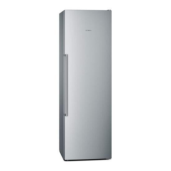 Siemens iQ500 GS36NAI31 Tall Freezer Stainless Steel