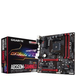 Gigabyte AB350M-GAMING 3 Motherboard Reviews