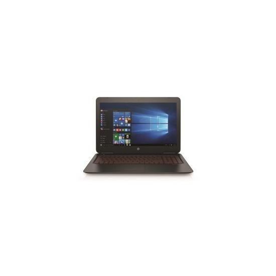 HP Omen 15-ax207na Core i5-7300HQ 8GB 1TB 256GB SSD GeForce GTX 1050 2GB 15.6 Inch Windows 10 Gaming Laptop