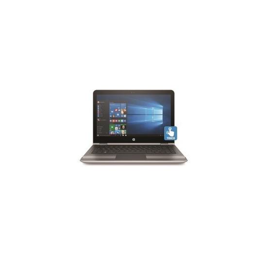HP Pavilion x360 13-u118na Core i3-7100U 4GB 128GB SSD 13.3 Inch Windows 10 Convertible Laptop