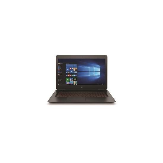 HP Omen 17-w206na Core i5-7300HQ 8GB 1TB + 128GB SSD GeForce GTX 1050 4GB DVD-RW 17.3 Inch Windows 10 Gaming Laptop