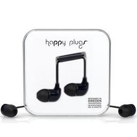 Happy Plugs HP7720 Headphones - Black