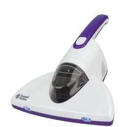 Russel Hobbs RHBV1001 UV Antibacterial Bed Handheld Vacuum Cleaner - White & Purple Reviews
