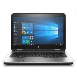 HP ProBook 640 G3 Core i3-7100U 4GB 500GB 14 Inch Windows 10 Professional Laptop