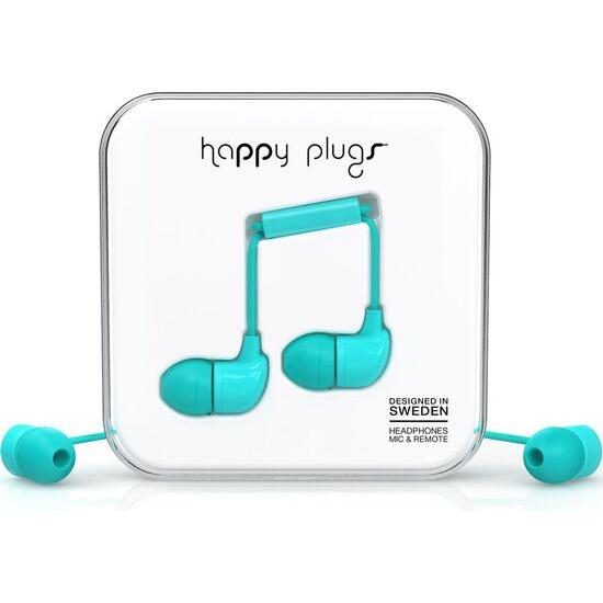 Happy Plugs HP7722 Headphones - Turquoise