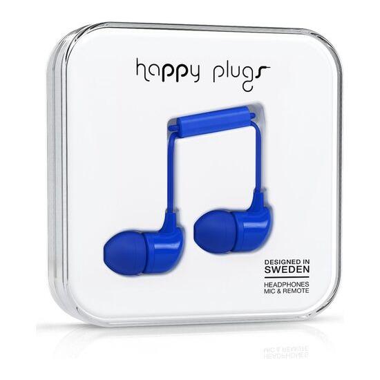 Happy Plugs HP7730 Headphones - Blue