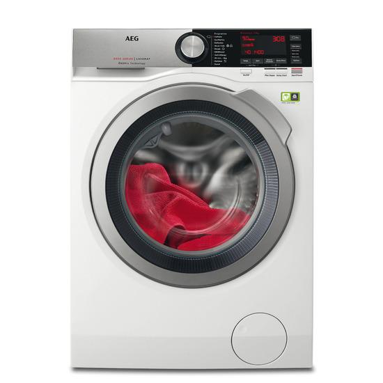L8FEC966R 8000 Series Washing Machine 9kg 1600 spin