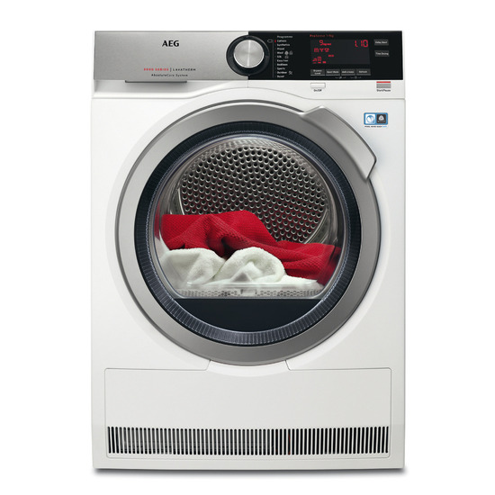 T8DEC946R 8000 Series Tumble Dryer 9kg 1400 spin