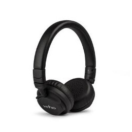 Veho Zb-5 On-Ear Wireless Bluetooth Headphones with flex cable