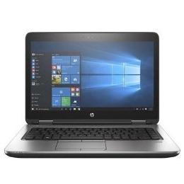 HP ProBook 640 G3 Core i5-7200U 4GB 256GB SSD 14 Inch Windows 10 Professional Laptop