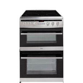 AMICA 608DCE2T Electric Ceramic Cooker Stainless Steel Reviews