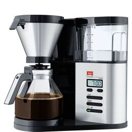 MELITTA AromaElegance Deluxe Filter Coffee Machine - Black & Stainless Steel Reviews
