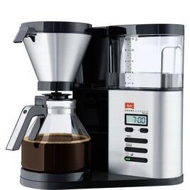 MELITTA AromaElegance Deluxe Filter Coffee Machine - Black & Stainless Steel Reviews