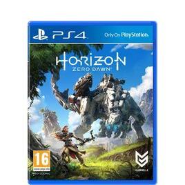 PLAYSTATION 4  Horizon Zero Dawn Reviews