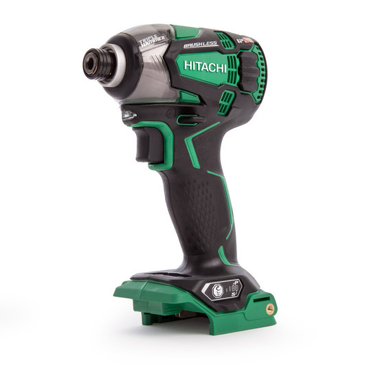 Hitachi WH18DBDL2/J4 18V Cordless Impact Driver Brushless (Body Only)