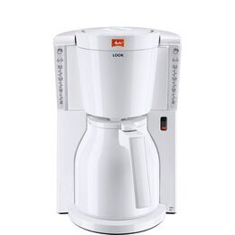 Melitta Look IV Therm Filter Coffee Machine - White Reviews