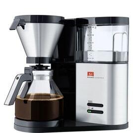 Melitta AromaElegance Filter Coffee Machine - Black & Stainless Steel Reviews