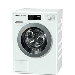 MIELE Eco WDB020 Washing Machine - White Reviews