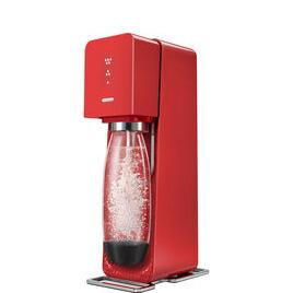 SODASTREAM Source Drinks Maker Kit - Red Reviews