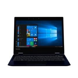 Toshiba Portg X20W-D-10Q Intel Core i5-7200U 8GB 256GB SSD 12.5 Windows 10 Professional Convertible Touchscreen Laptop