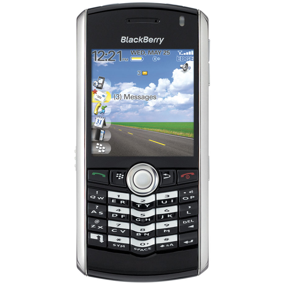 Blackberry pearl 8100 mobile phones images blackberry pearl 8100 - Blackberry Pearl 8100