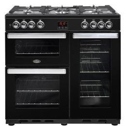 Belling 444444071 Cookcentre 90DFT 90cm Dual Fuel Range Cooker Reviews