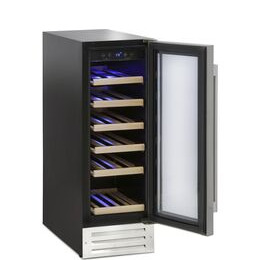 MONTPELLIER WS19SDX Wine Cooler - Stainless Steel Reviews