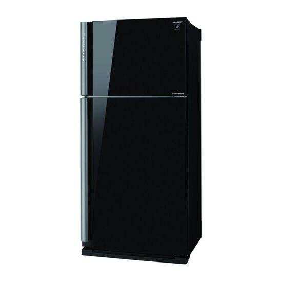 Sharp SJ-XP680GBK 30/70 Fridge Freezer - Black