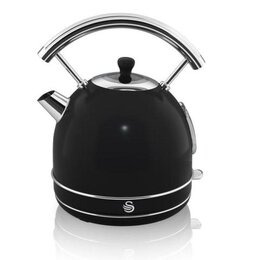 Swan Sk34020bn 1.7 Litre Black Dome Kettle Reviews