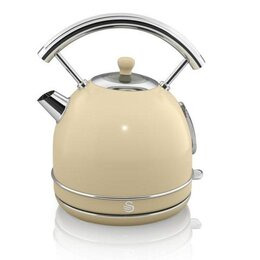 Swan Sk34020cn 1.7 Litre Cream Dome Kettle Reviews