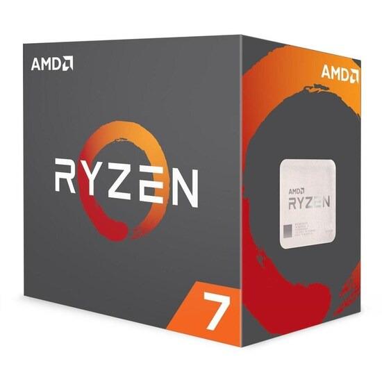 AMD Ryzen 1800X