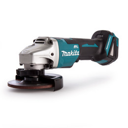 Makita DGA458Z 18V Cordless Brushless Angle Grinder 115mm (Body Only) Reviews