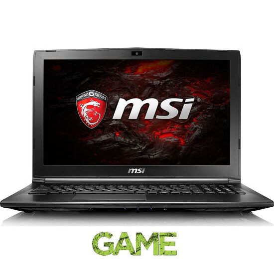 MSI GL62M 7RD 277UK 15.6 Gaming Laptop Black