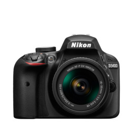 Nikon D3400 (Body only) Reviews
