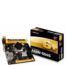 Biostar A68N-5545 AMD Integrated CPU mITX Motherboard Reviews