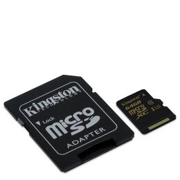 Kingston SDCG/64GB Reviews