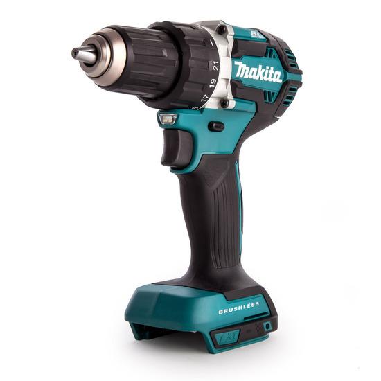 Makita DDF484Z 18V Cordless Brushless Drill Driver (Body Only)
