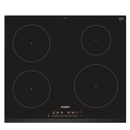 Siemens EU631FEB1E iQ100 touchSlider 59cm Four Zone Induction Hob Black With Current Management - Can Be used With 13 Amp Fuse Reviews