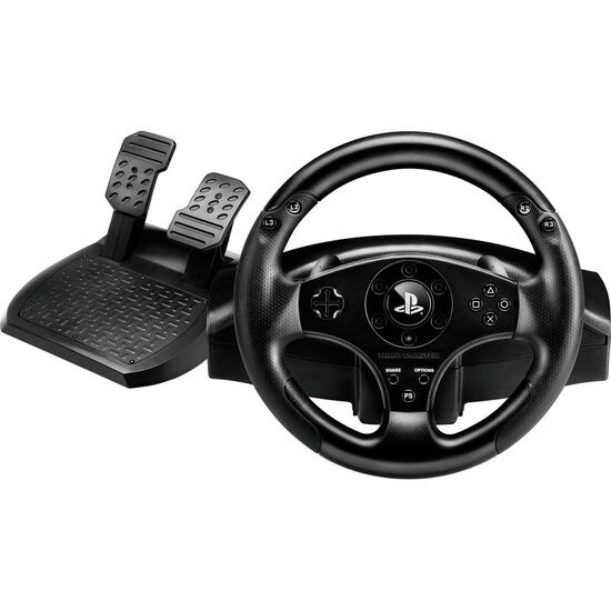 Thrustmaster T80 Racing Wheel & Pedals