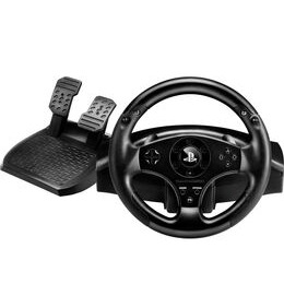 THRUSTMASTER  T80 Steering Wheel - Black Reviews