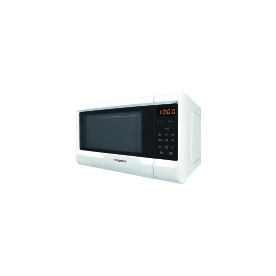 Hotpoint MWH2031MW0 MyLine 20L 700W Freestanding Microwave Oven