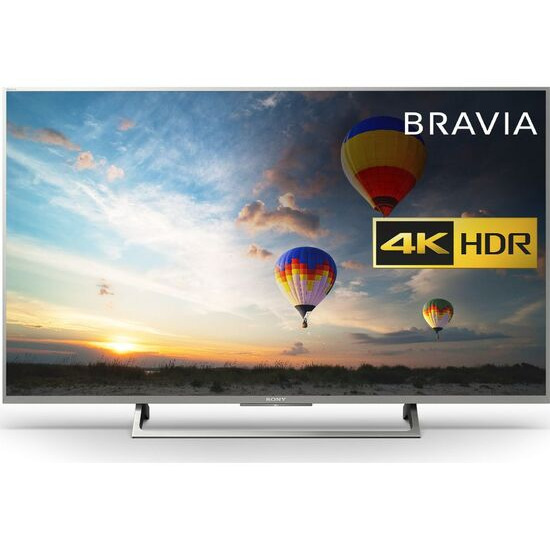 SONY BRAVIA KD49XE8077SU 49 Smart 4K Ultra HD HDR LED TV