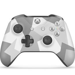 MICROSOFT  Xbox Wireless Controller - Winter Forces Special Edition Reviews
