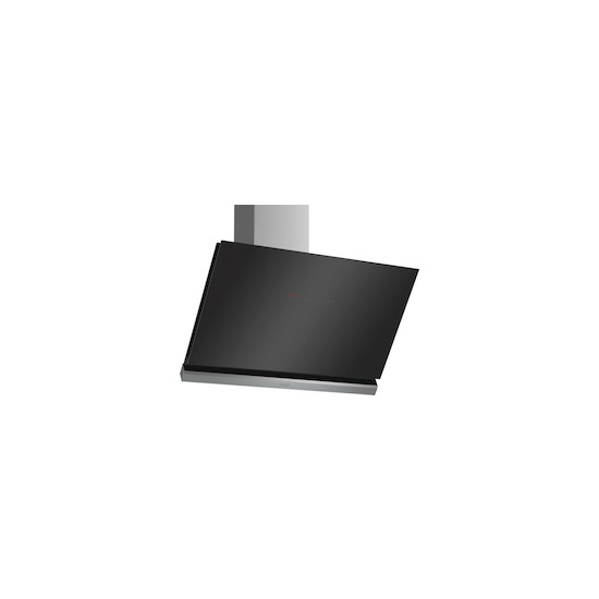 Bosch DWK98PR60B Chimney Smart Cooker Hood - Black