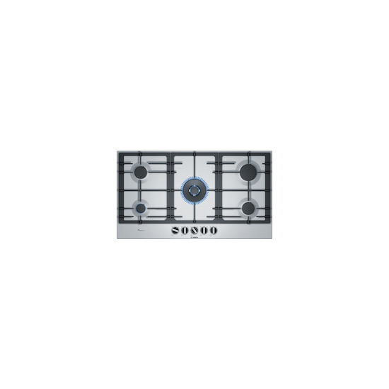 Bosch PCR9A5B90 5 burner gas hob