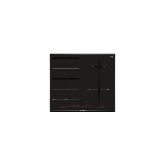 Bosch Serie 8 PXE675DC1E Electric Induction Hob - Black
