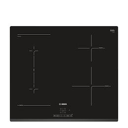 Bosch PWP631BF1B Black glass 4 zone induction hob Reviews