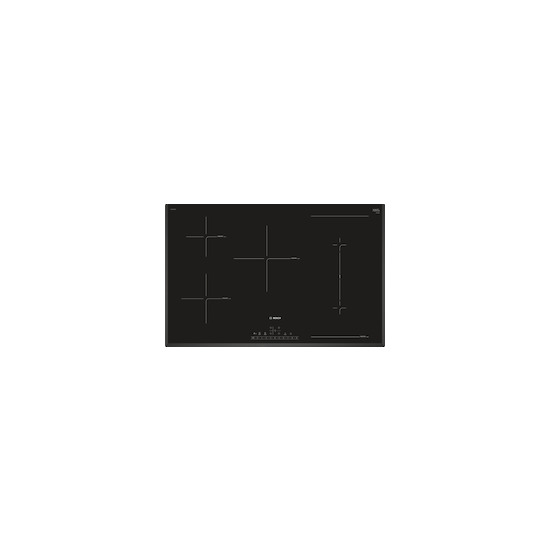 Bosch PVW851FB1E Black glass 5 zone induction hob