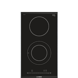 Bosch PKF375FP1E Electric Ceramic Domino Hob - Black