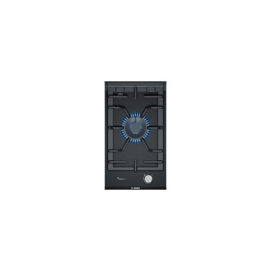 Bosch PRA3A6D70 Gas Domino Hob - Black